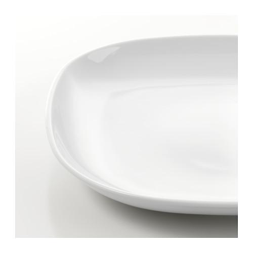 VÄRDERA - 碟, 白色, 25 厘米 | IKEA 香港及澳門 - PE609058_S4