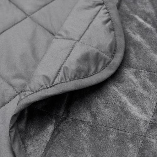 MJUKPLISTER - 床冚, 深灰色 | IKEA 香港及澳門 - PE808822_S4