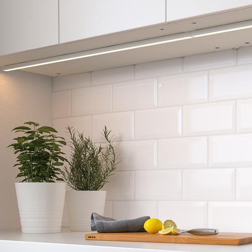 MITTLED - LED 廚房檯面燈條, 可調式 白色   IKEA 香港及澳門 - PE808846_S4