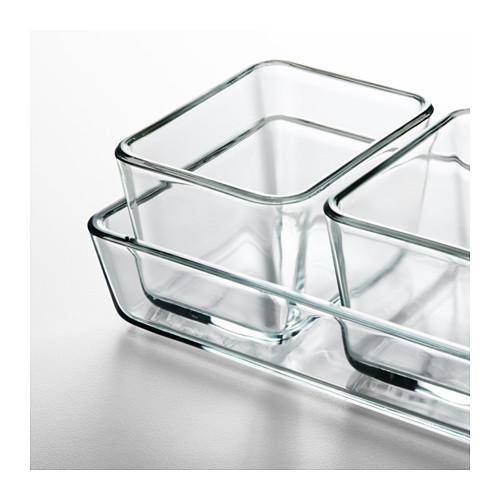 MIXTUR 焗爐碟/上菜碟,4件套裝