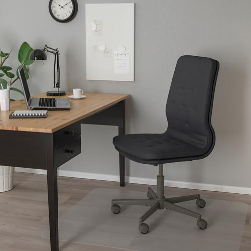 MULLFJÄLLET - conference chair with castors, Naggen dark grey | IKEA Hong Kong and Macau - PE808876_S4