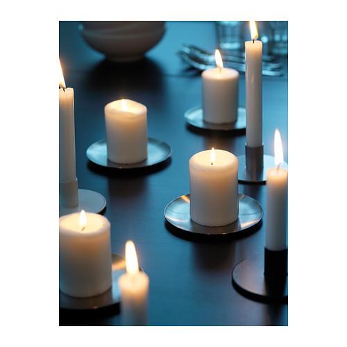 HEMSJÖ 柱形蠟燭