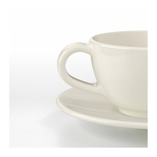 VARDAGEN 咖啡杯連底碟