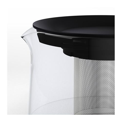 RIKLIG - teapot, glass | IKEA Hong Kong and Macau - PE609234_S4