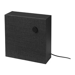 ENEBY - bluetooth speaker, black | IKEA Hong Kong and Macau - PE664075_S3
