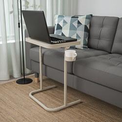 BJÖRKÅSEN - 電腦檯, 米黃色 | IKEA 香港及澳門 - PE808907_S3