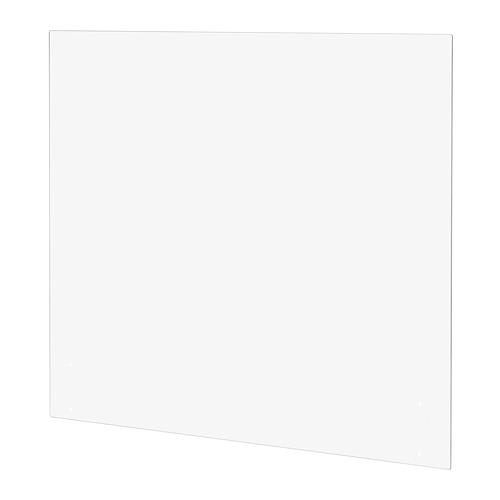 ANFALLSZON - screen for desk, transparent/white | IKEA Hong Kong and Macau - PE808923_S4