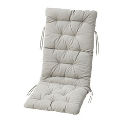 KUDDARNA - seat/back cushion, outdoor, grey | IKEA Hong Kong and Macau - PE712802_S3