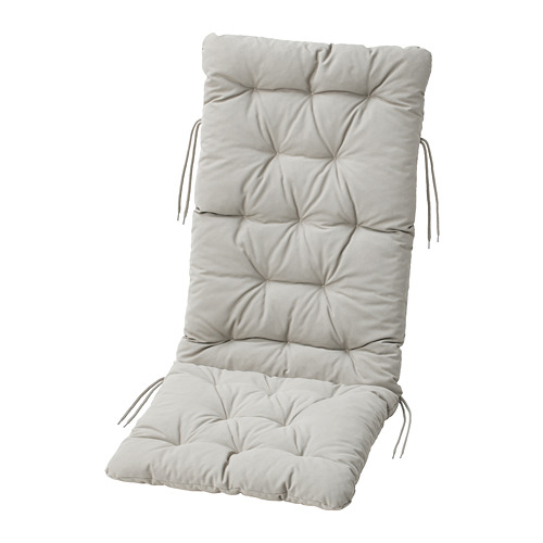 KUDDARNA seat/back cushion, outdoor