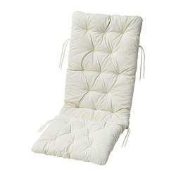 KUDDARNA - seat/back cushion, outdoor, beige | IKEA Hong Kong and Macau - PE712805_S3