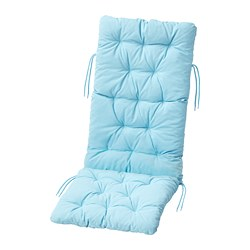 KUDDARNA - seat/back cushion, outdoor, light blue | IKEA Hong Kong and Macau - PE712806_S3
