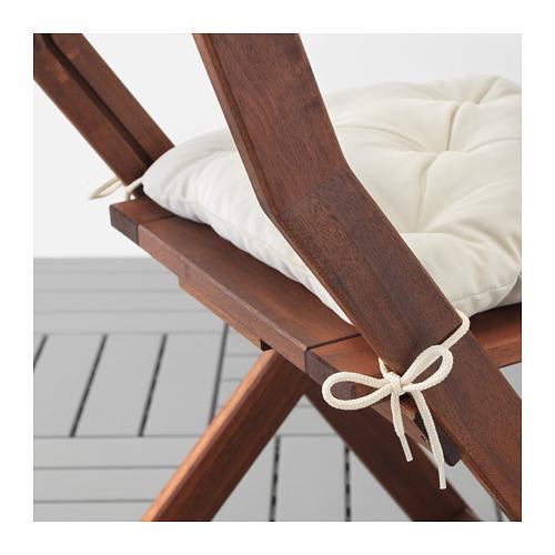 KUDDARNA - chair cushion, outdoor, beige | IKEA Hong Kong and Macau - PE712792_S4