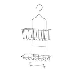 KROKFJORDEN - 兩層浴室掛架, 鍍鋅   IKEA 香港及澳門 - PE808960_S3
