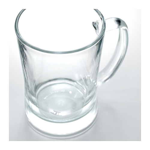 MJÖD - 啤酒杯, 透明玻璃 | IKEA 香港及澳門 - PE609426_S4