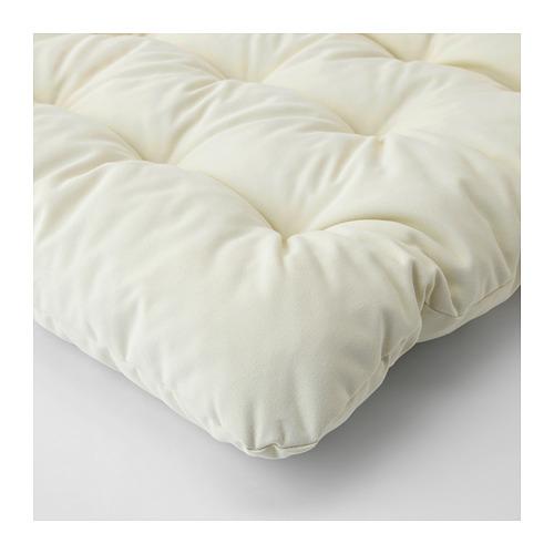 KUDDARNA - chair cushion, outdoor, 50x50 cm, beige | IKEA Hong Kong and Macau - PE712816_S4