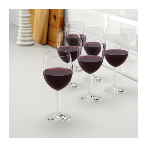 SVALKA red wine glass