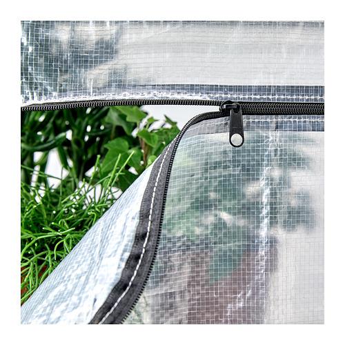 HYLLIS - 層架連遮布, 透明 | IKEA 香港及澳門 - PE712762_S4