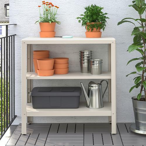 KOLBJÖRN - shelving unit in/outdoor, beige | IKEA Hong Kong and Macau - PE718446_S4