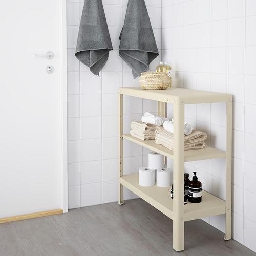 KOLBJÖRN - shelving unit in/outdoor, beige | IKEA Hong Kong and Macau - PE718448_S4