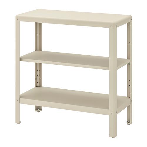 KOLBJÖRN - shelving unit in/outdoor, beige | IKEA Hong Kong and Macau - PE718449_S4