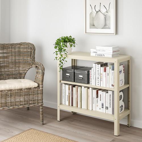 KOLBJÖRN - shelving unit in/outdoor, beige | IKEA Hong Kong and Macau - PE718453_S4