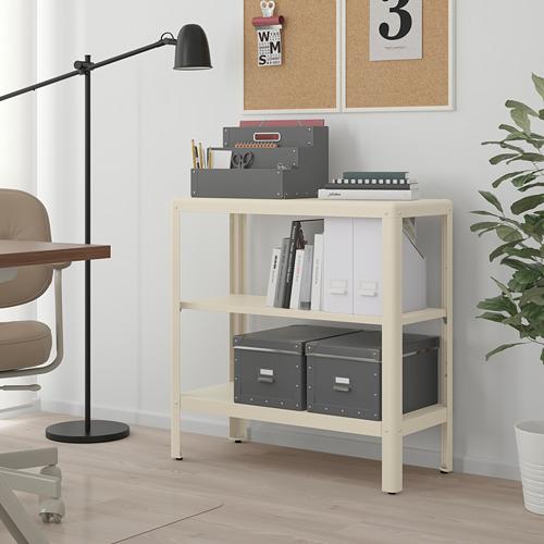 KOLBJÖRN - shelving unit in/outdoor, beige | IKEA Hong Kong and Macau - PE718454_S4