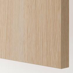 HASVIK - pair of sliding doors, white stained oak effect | IKEA Hong Kong and Macau - PE753276_S3