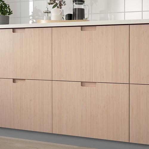 FRÖJERED - drawer front, light bamboo | IKEA Hong Kong and Macau - PE809162_S4