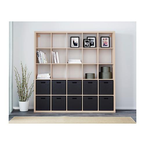 KALLAX - 層架組合, 染白橡木紋 | IKEA 香港及澳門 - PE609760_S4