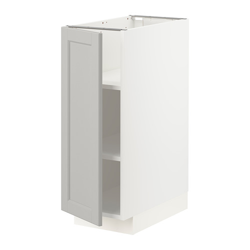 METOD - base cabinet with shelves   IKEA Hong Kong and Macau - PE809217_S4
