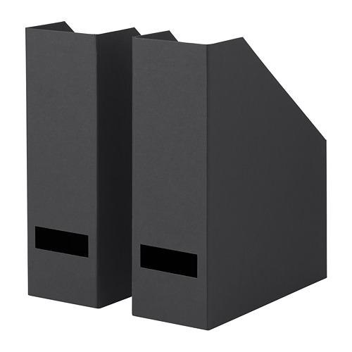 TJENA - magazine file, black | IKEA Hong Kong and Macau - PE664292_S4