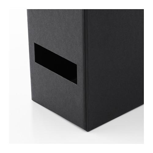 TJENA - magazine file, black | IKEA Hong Kong and Macau - PE664293_S4