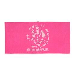 URSKOG - 浴巾, 獅子/粉紅色 | IKEA 香港及澳門 - PE664286_S3