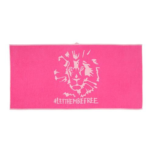 URSKOG - bath towel, lion/pink | IKEA Hong Kong and Macau - PE664286_S4