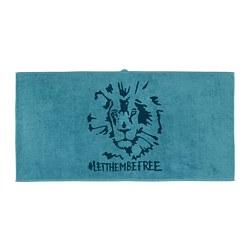 URSKOG - bath towel, lion/blue | IKEA Hong Kong and Macau - PE664291_S3