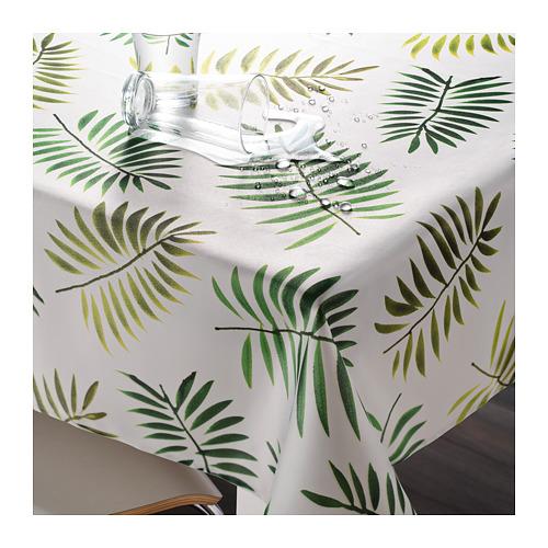 RUNDARE - 檯布, 綠色/葉 | IKEA 香港及澳門 - PE712970_S4