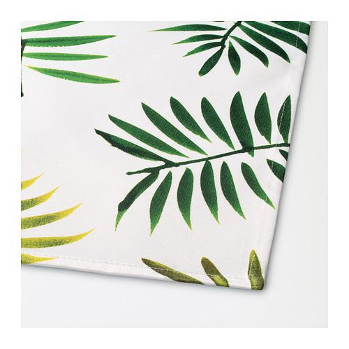 RUNDARE - 檯布, 綠色/葉 | IKEA 香港及澳門 - PE712973_S4
