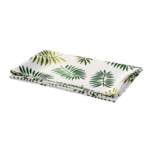 RUNDARE - 檯布, 綠色/葉 | IKEA 香港及澳門 - PE712971_S4