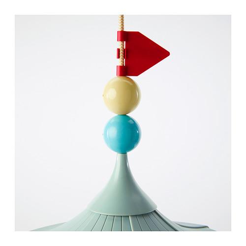 TROLLBO - pendant lamp, light green | IKEA Hong Kong and Macau - PE712996_S4