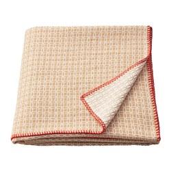 SOLGLIMTAR - 輕便暖氈, 褐色/白色 | IKEA 香港及澳門 - PE781356_S3