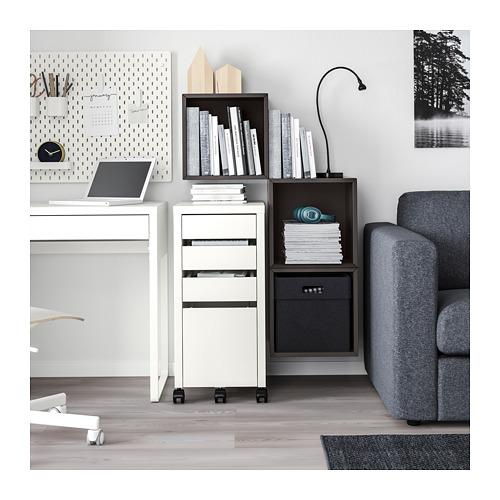 EKET - 上牆式貯物組合, 深灰色 | IKEA 香港及澳門 - PH161200_S4