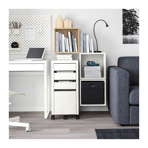 EKET - 上牆式貯物組合, 染白橡木紋/白色 | IKEA 香港及澳門 - PH161203_S4