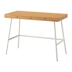 LILLÅSEN - 書檯, 74x49cm, 竹 | IKEA 香港及澳門 - PE548244_S3