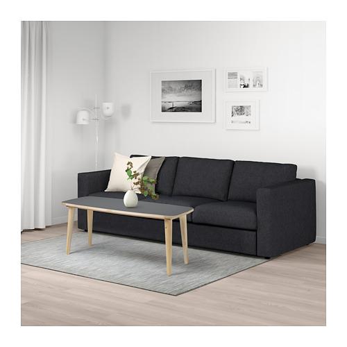 OMTÄNKSAM coffee table/bench