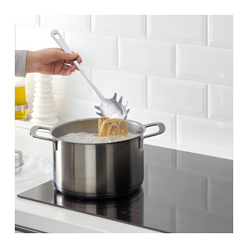 GRUNKA - 4-piece kitchen utensil set, stainless steel   IKEA Hong Kong and Macau - PE610132_S4