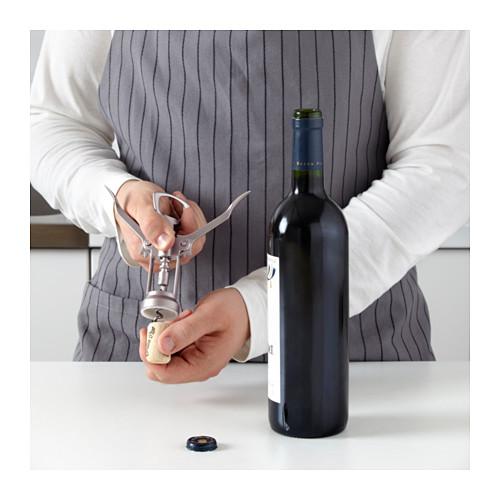 IDEALISK - corkscrew, silver-colour/matt | IKEA Hong Kong and Macau - PE610165_S4