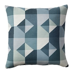 SVARTHÖ - cushion cover, green/blue | IKEA Hong Kong and Macau - PE664416_S3