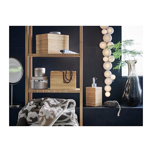 DRAGAN - soap dispenser, bamboo | IKEA Hong Kong and Macau - PH137145_S4