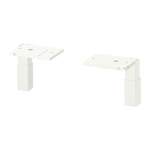 ENHET - 櫃腳, 白色 | IKEA 香港及澳門 - PE809544_S4