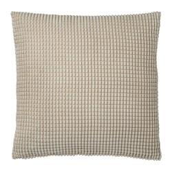 GULLKLOCKA - cushion cover, beige | IKEA Hong Kong and Macau - PE753613_S3